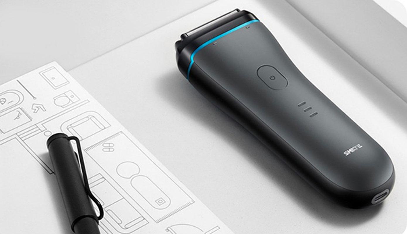 Opisanie Elektrobritva Xiaomi Smate St W382 Electric Shaver Chernyj 1