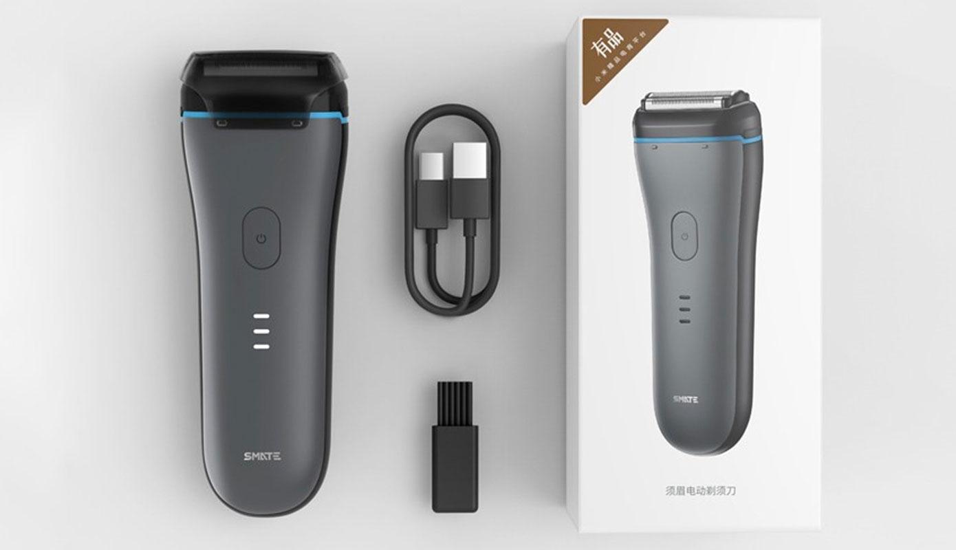 Opisanie Elektrobritva Xiaomi Smate St W382 Electric Shaver Chernyj 3