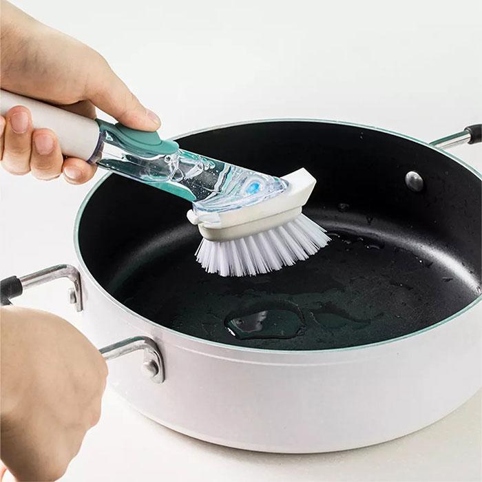 Opisanie Shhetka S Dispenserom Xiaomi Jordan Judy Long Handle Brush Pot Ho341 2