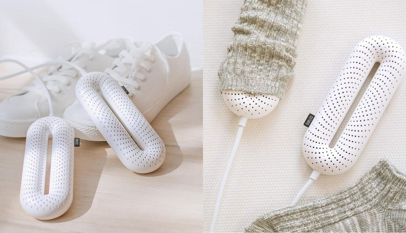 Opisanie Sushilka Dlya Obuvi Xiaomi Sothing Shoes Dryer With Timer 2
