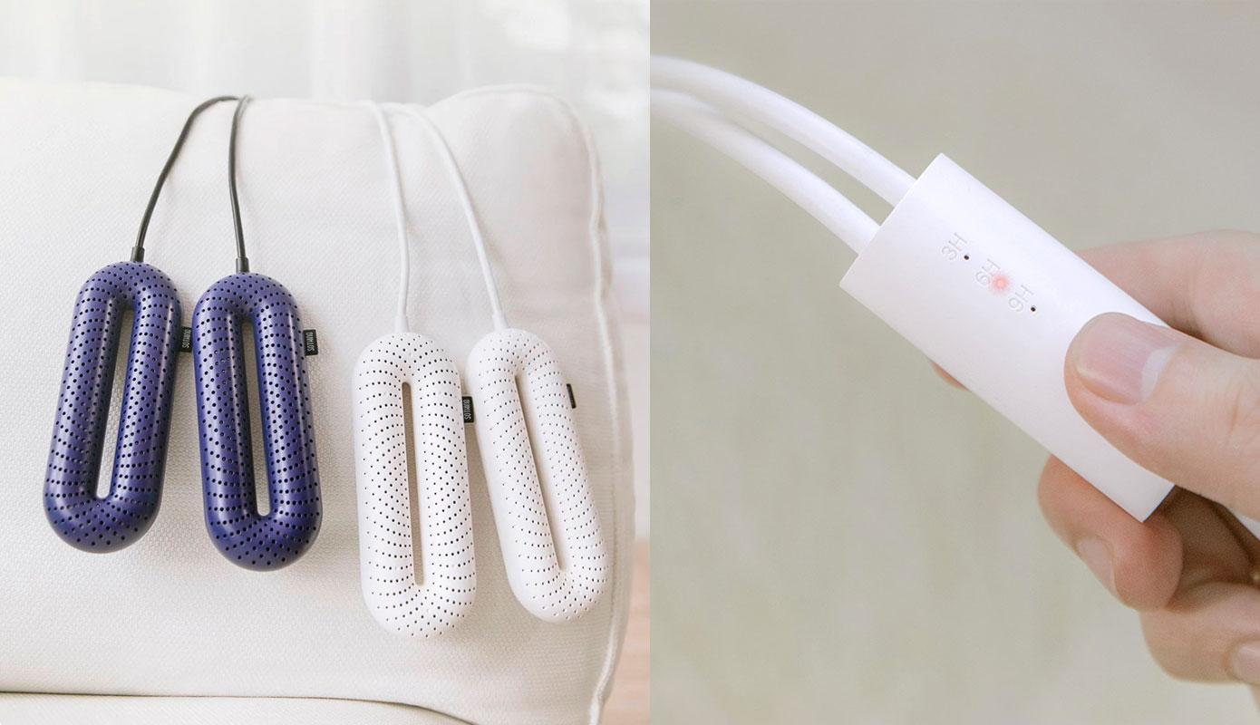 Opisanie Sushilka Dlya Obuvi Xiaomi Sothing Shoes Dryer With Timer 3