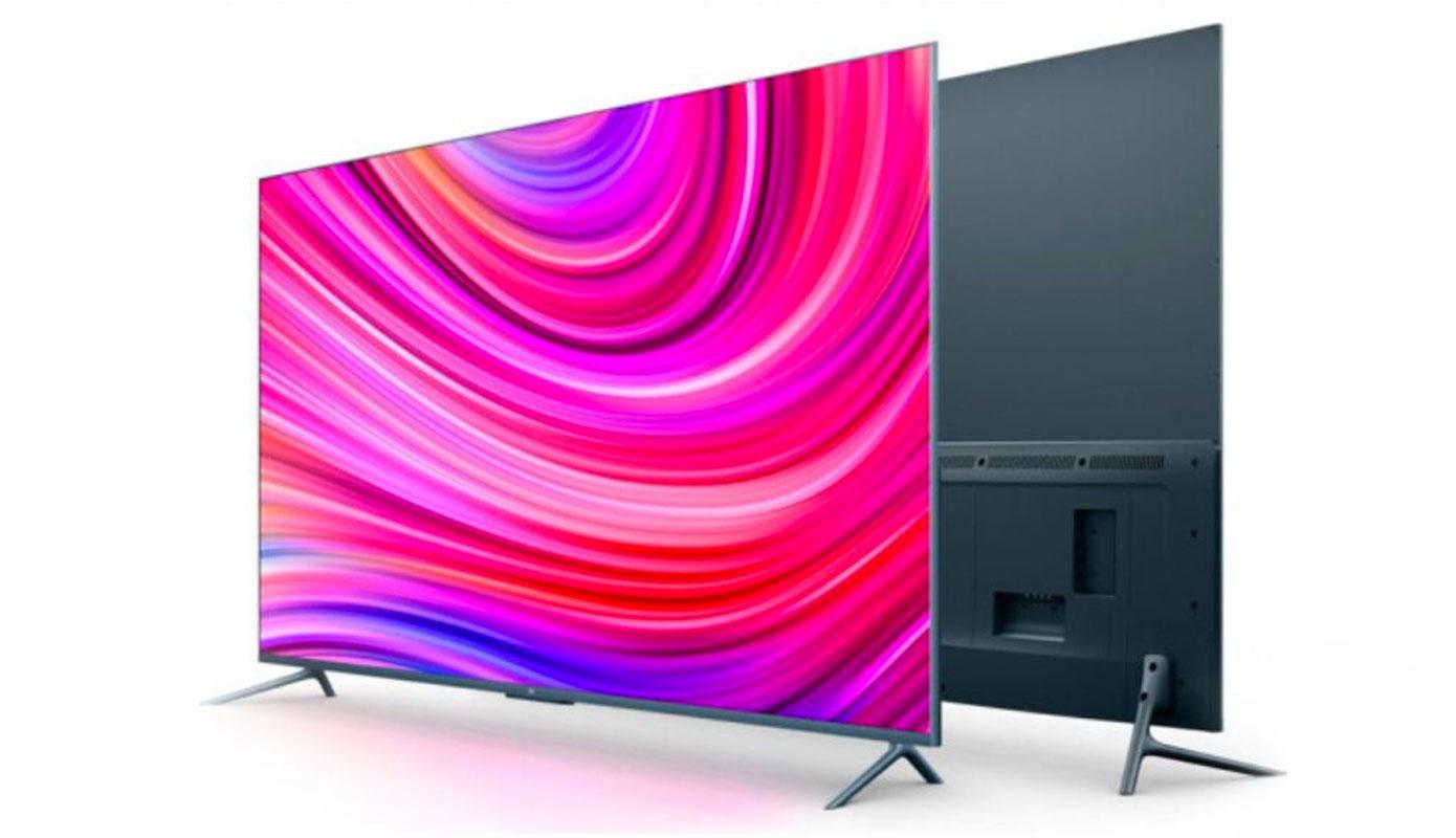 Opisanie Televizor Xiaomi Mi Tv 5 75 3 32gb 4