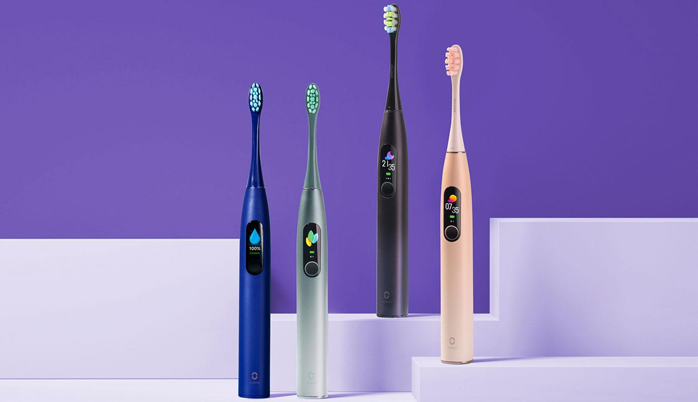 Opisanie Zubnaya Shhetka Xiaomi Oclean X Pro Sonic Eletric Toothbrush 1