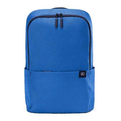 Ryukzak Xiaomi 90 Points Tiny Lightweight Sasual Shoulder Bag Sinij 1