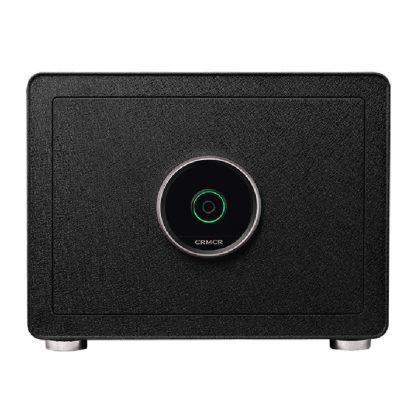 Umnyj Elektronnyj Sejf S Datchikom Otpechatka Palcza Xiaomi Crmcr Cayo Anno Fingerprint Safe Deposit Box 30z Bgx X1 30z Black 1