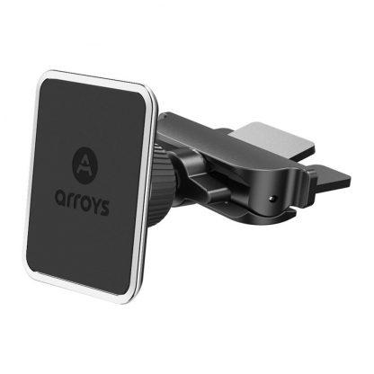 Avtomobilnyj Derzhatel Xiaomi Arroys Cd Sm1 Black 1
