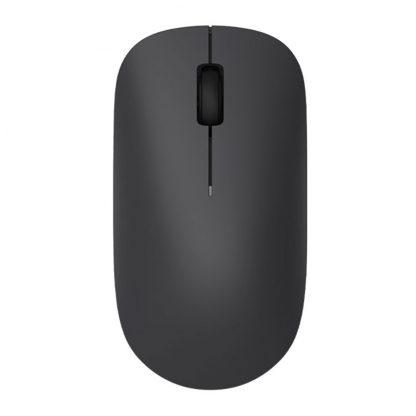 Besprovodnaya Klaviatura Mysh Xiaomi Mi Wireless Keyboard And Mouse Combo Chernyj Wxjs01ym 2 4