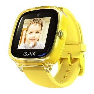 Detskie Chasy Elari Kidphone Fresh Yellow Kp F 1