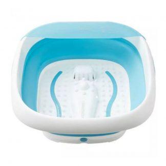 Massazhnaya Vanna Dlya Nog Lefan Leravan Folding Foot Bath Lf Zp008 Blue 1
