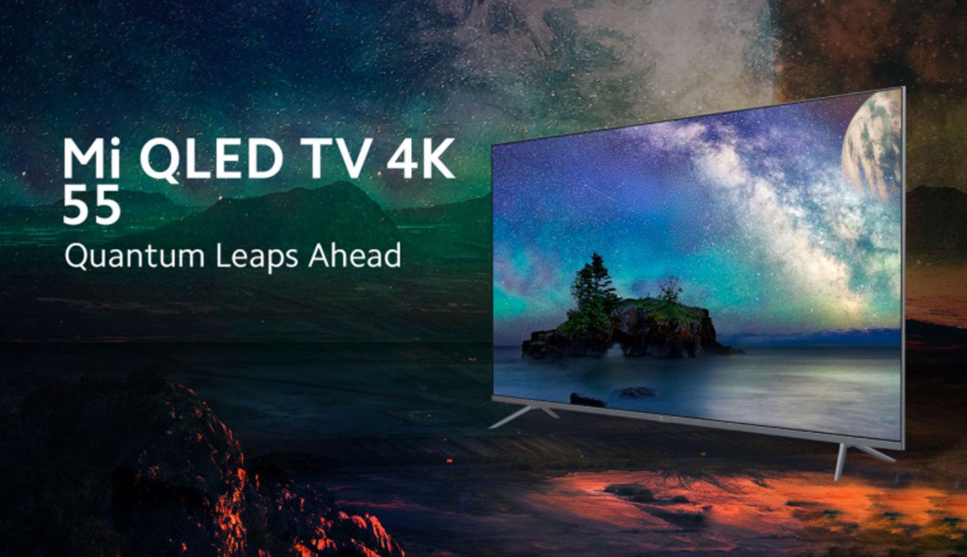 News Predstavlen Novyj Televizor Xiaomi Na Kvantovyh Tochkah 1