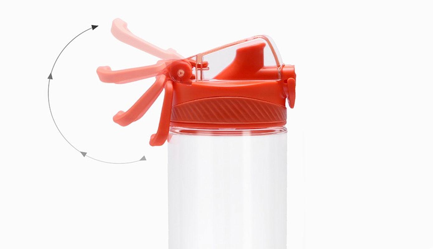 Opisanie Butylka Dlya Vody Xiaomi Quange Tritan Bottle 3