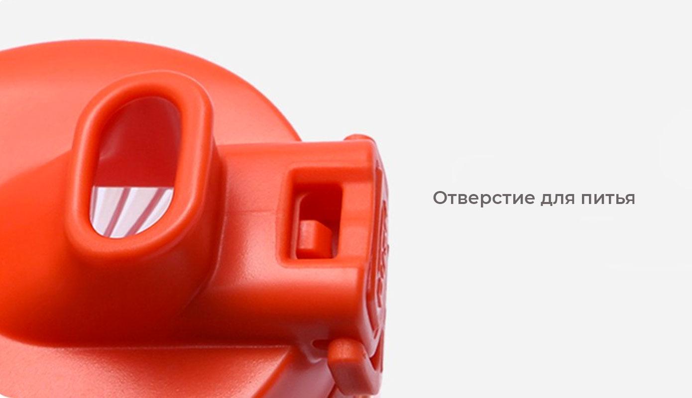 Opisanie Butylka Dlya Vody Xiaomi Quange Tritan Bottle 5