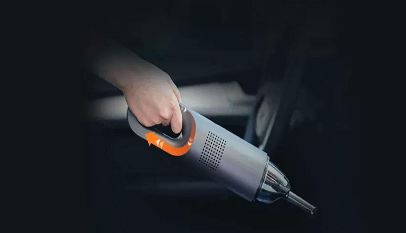 Opisanie Portativnyj Pylesos Dlya Avto Xiaomi 70mai Vacuum Cleaner Swift Pv01 2