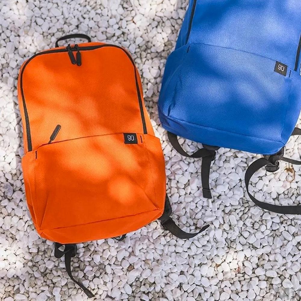 Opisanie Ryukzak Xiaomi 90 Points Tiny Lightweight Sasual Shoulder Bag 3