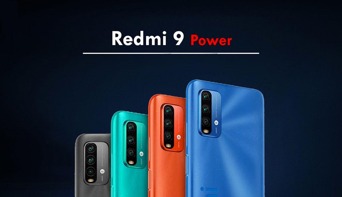 Predstavlen Redmi 9 Power 1
