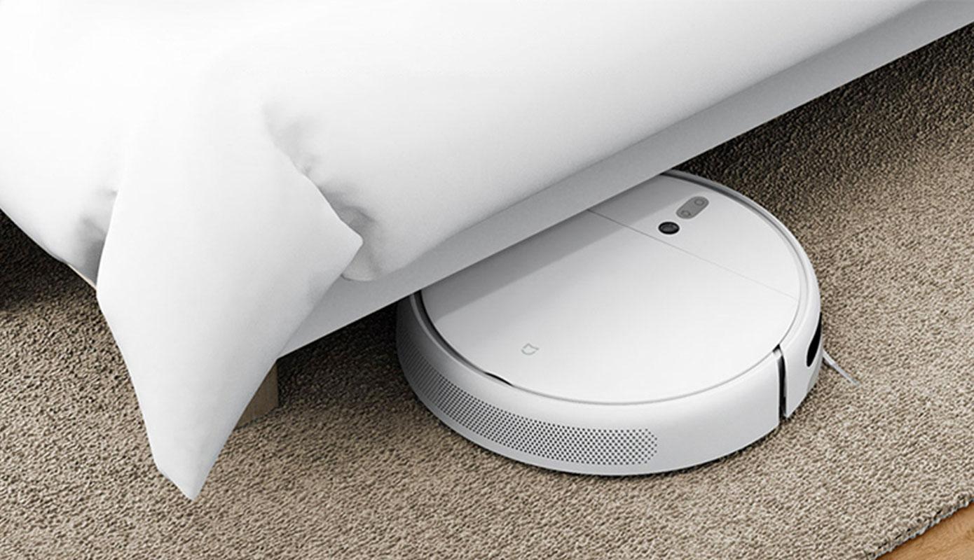 Robot Pylesos Xiaomi Mijia Sweeping Vacuum Cleaner 1c Opisanie 1