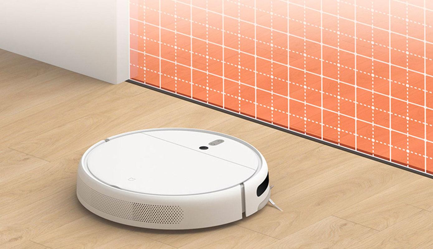Robot Pylesos Xiaomi Mijia Sweeping Vacuum Cleaner 1c Opisanie 2