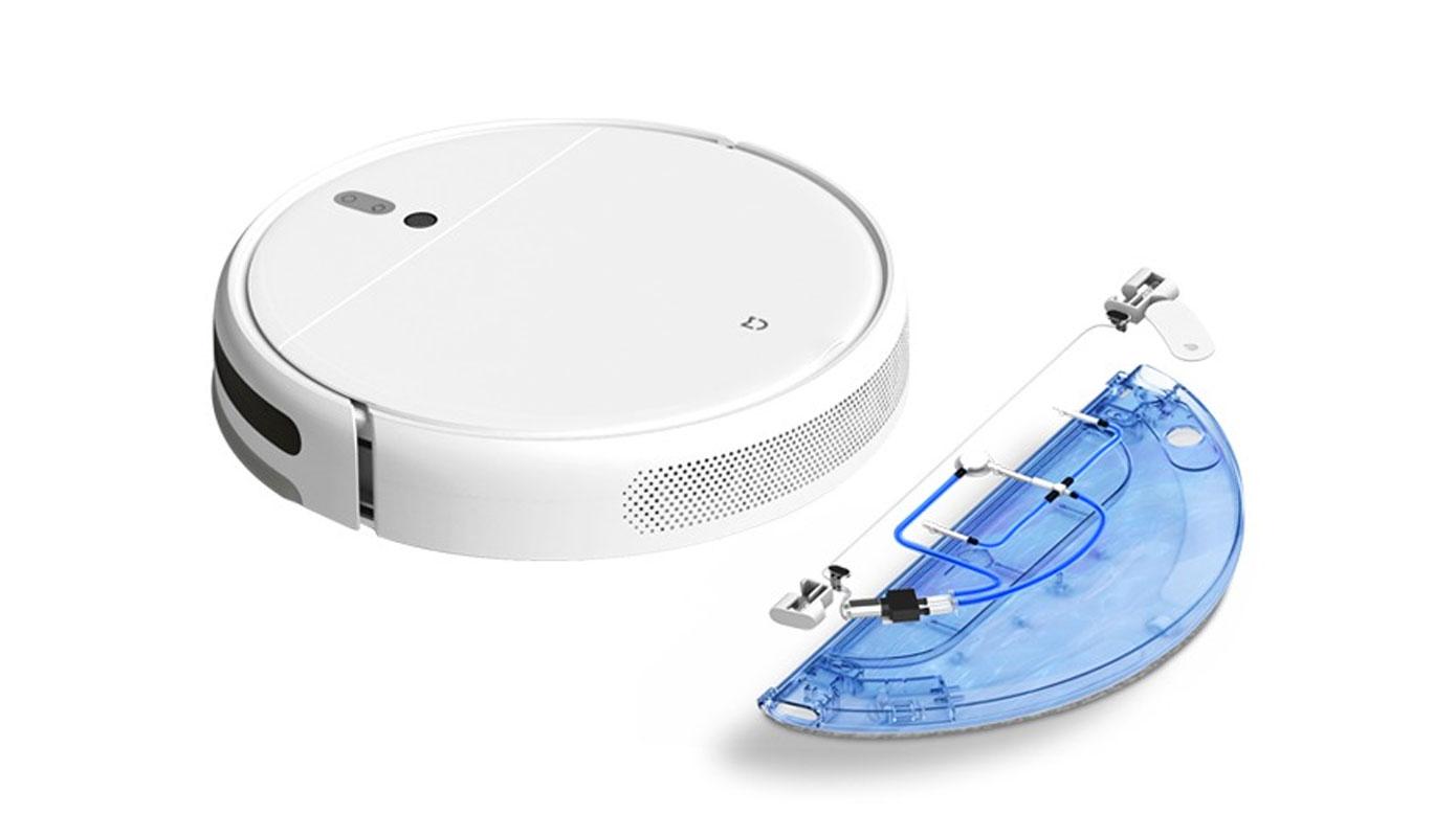 Robot Pylesos Xiaomi Mijia Sweeping Vacuum Cleaner 1c Opisanie 3