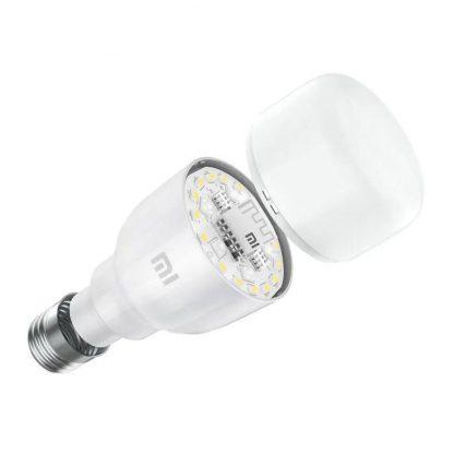 Wi Fi Lampochka Xiaomi Mi Smart Led Bulb Essential Lite Whitecolor Mjdpl01yl 2