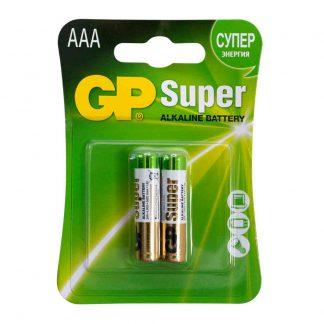 Batarejki Alkalinovye Gp Lr03 Super Aaa 2 Sht 1