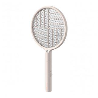 Muhobojka Elektricheskaya Skladnaya Xiaomi Sothing Foldable Electric Mosquito Swatter White Dshj S 1906 1