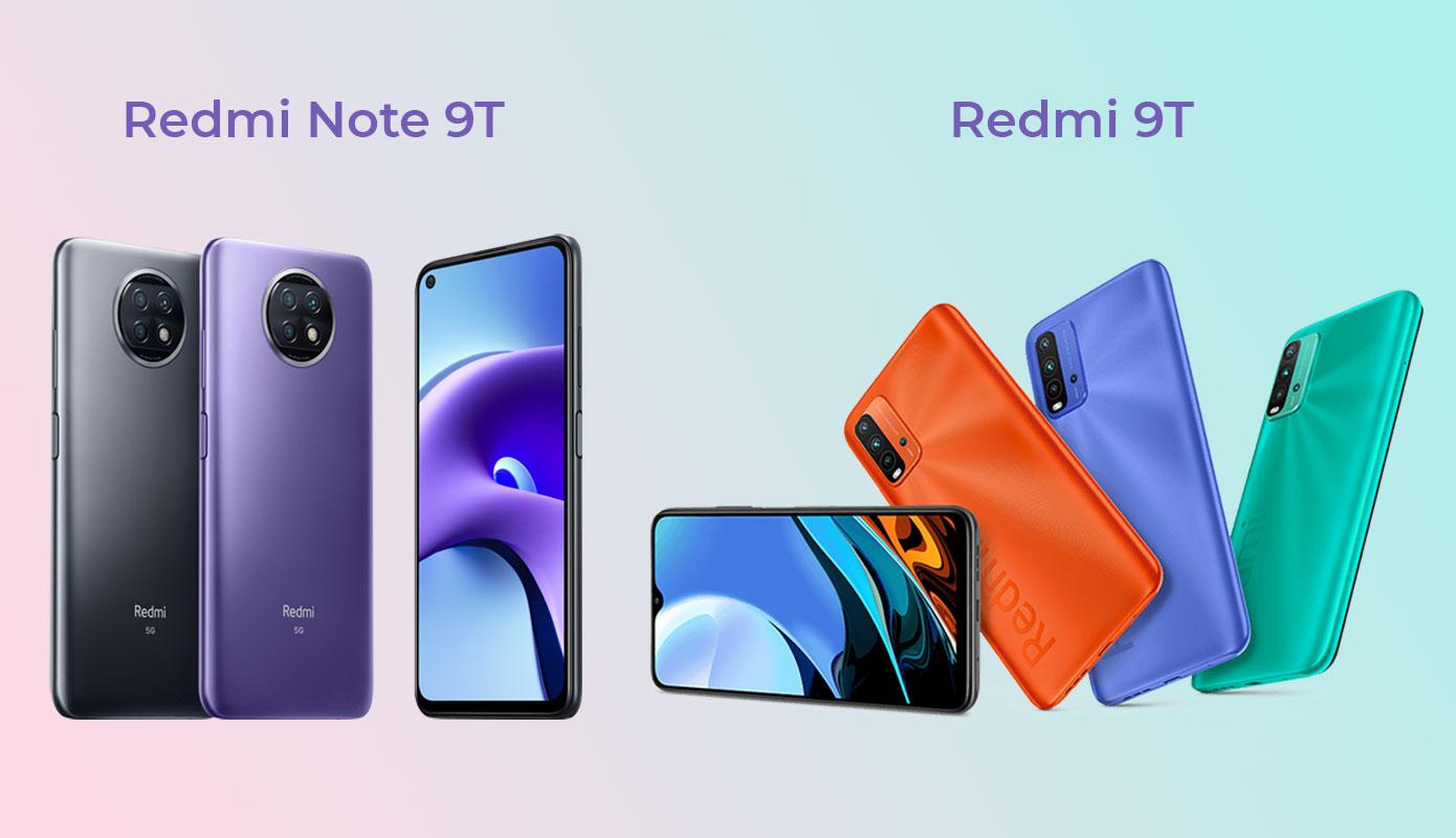 News Predstavleny Redmi Note 9t I Redmi 9t 1