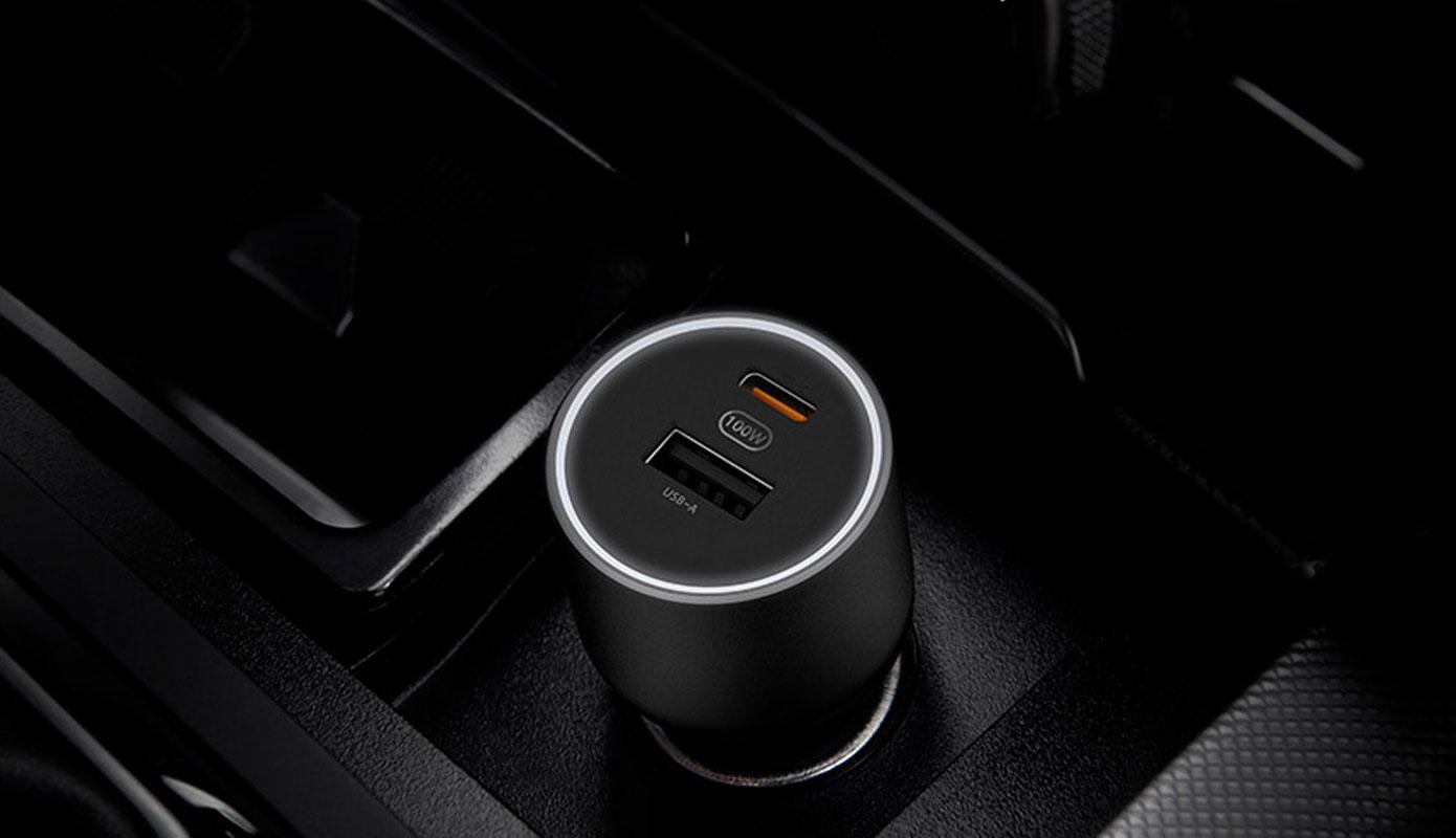 Opisanie Azu Xiaomi Car Charger 100w Cc07zm 4