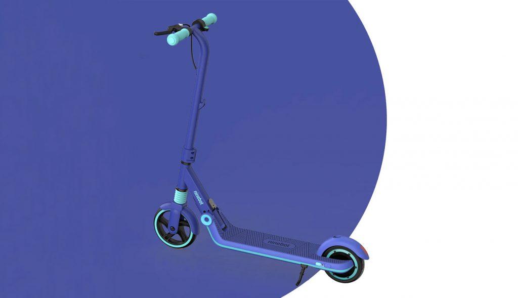 Opisanie Detskij Elektrosamokat Ninebot Ekickscooter Zing E8 7