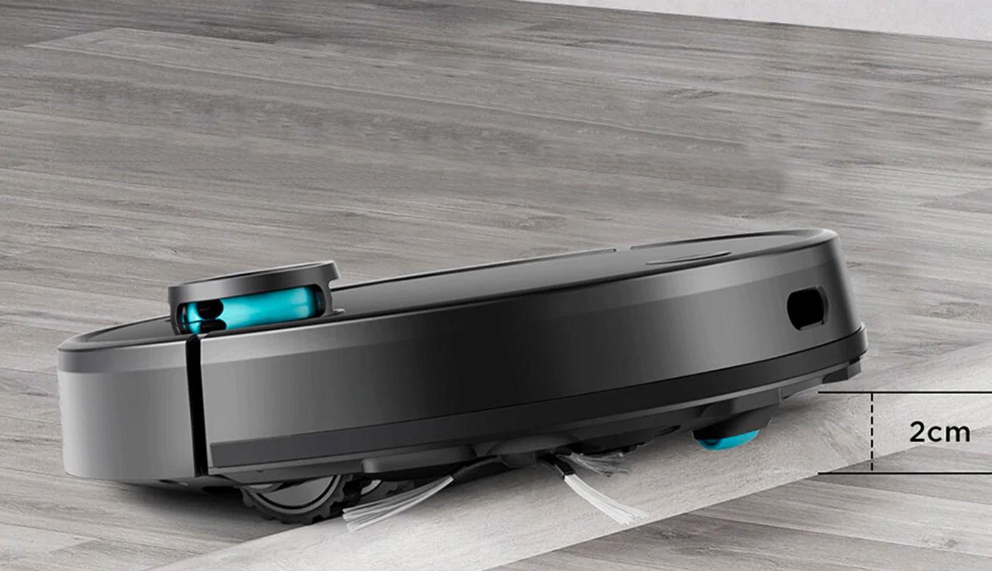 Opisanie Robot Pylesos Viomi V3 Robot Vacuum Cleaner Chernyj V Rvclm26b 3