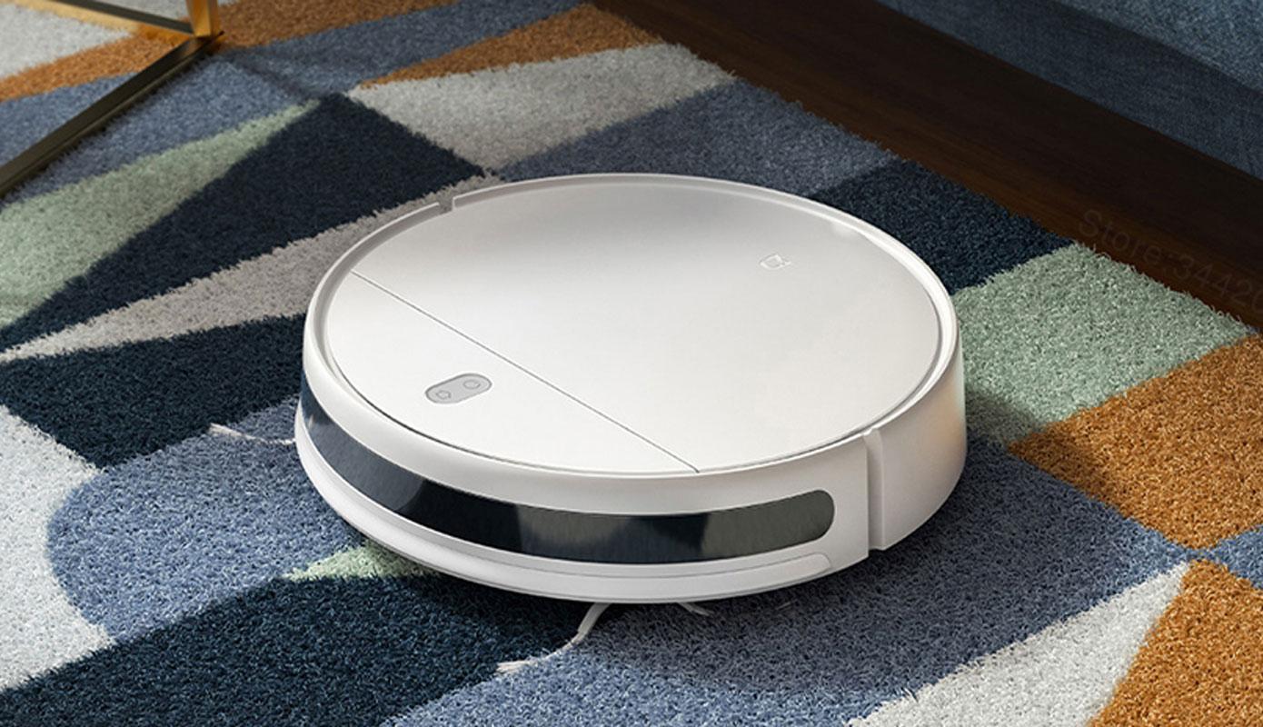 Opisanie Robot Pylesos Xiaomi Mijia G1 Sweeping Vacuum Cleaner Mjstg1 1