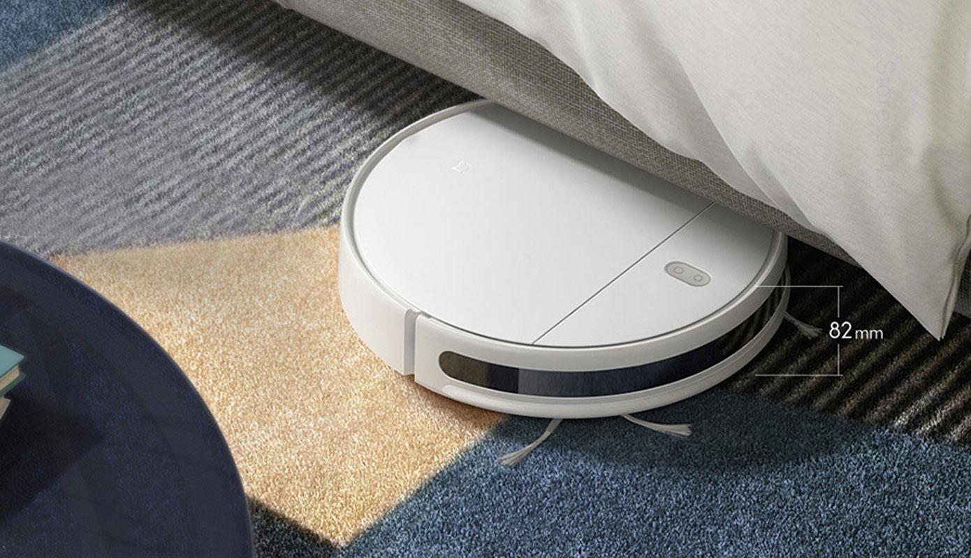 Opisanie Robot Pylesos Xiaomi Mijia G1 Sweeping Vacuum Cleaner Mjstg1 4