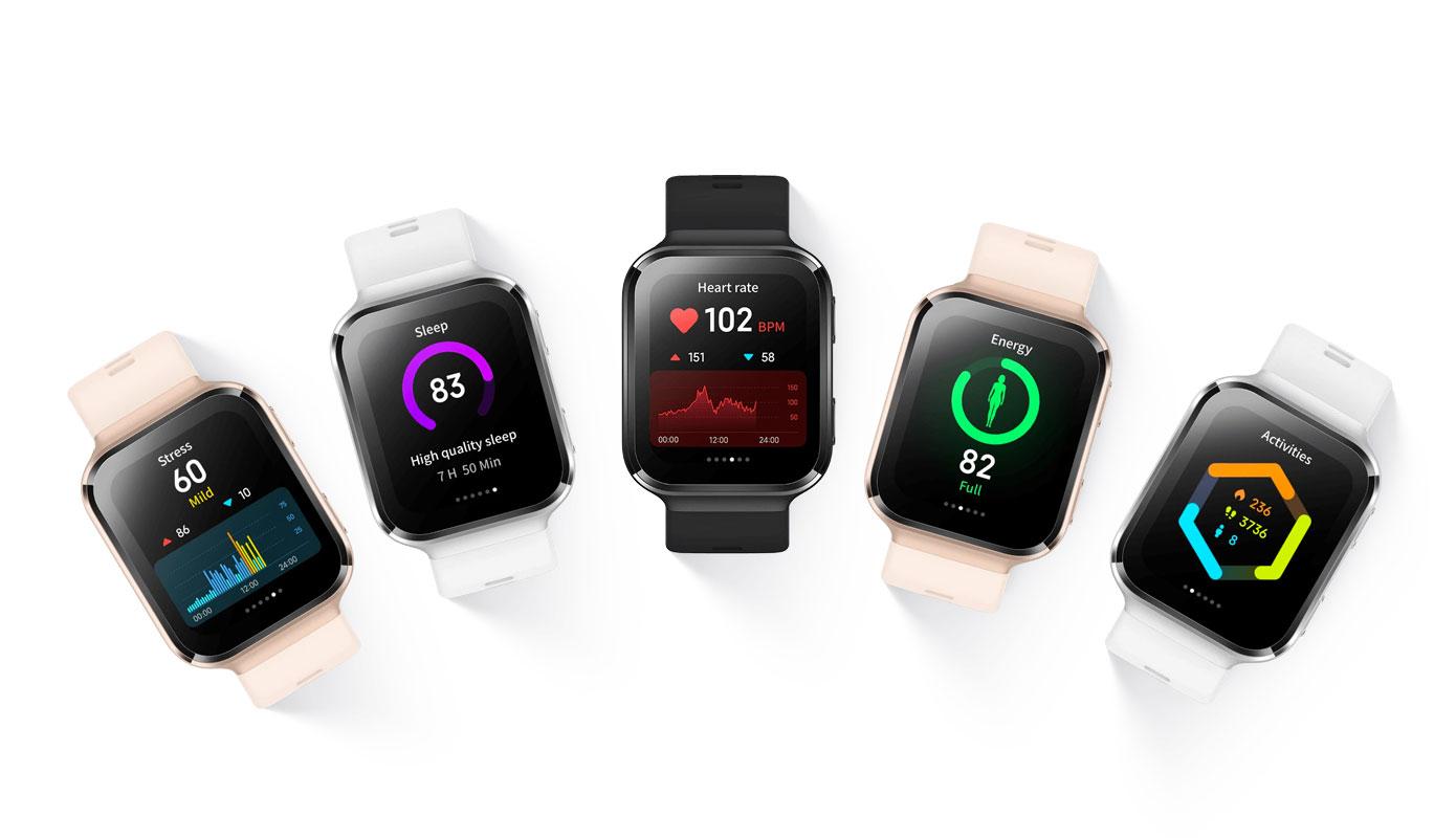 Opisanie Umnye Chasy Xiaomi 70mai Saphir Watch Wt1004 5