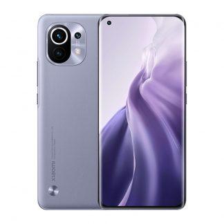 Xiaomi Mi 11 Leather Edition 8 256 Gb Purple 1