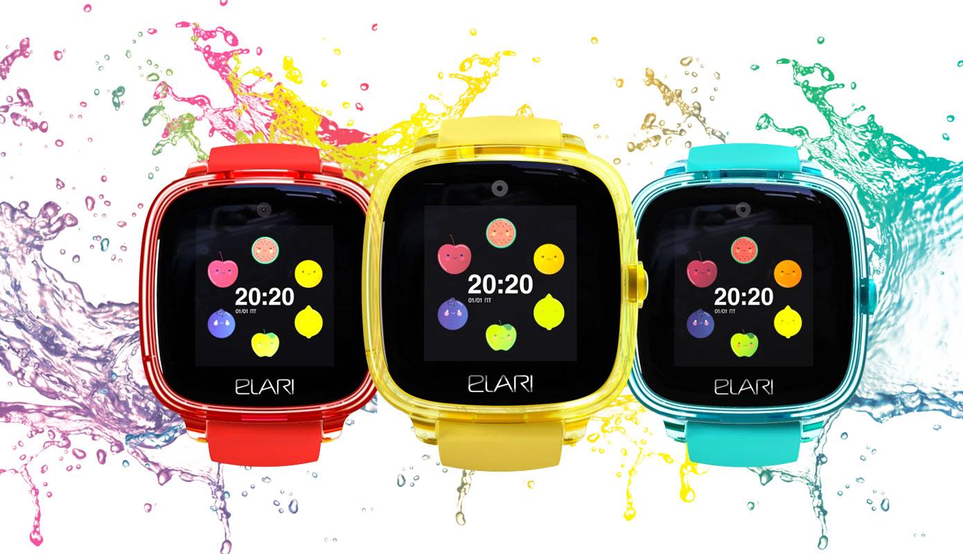 Opisanie Detskie Chasy Elari Kidphone Fresh Kp F Yellow 1