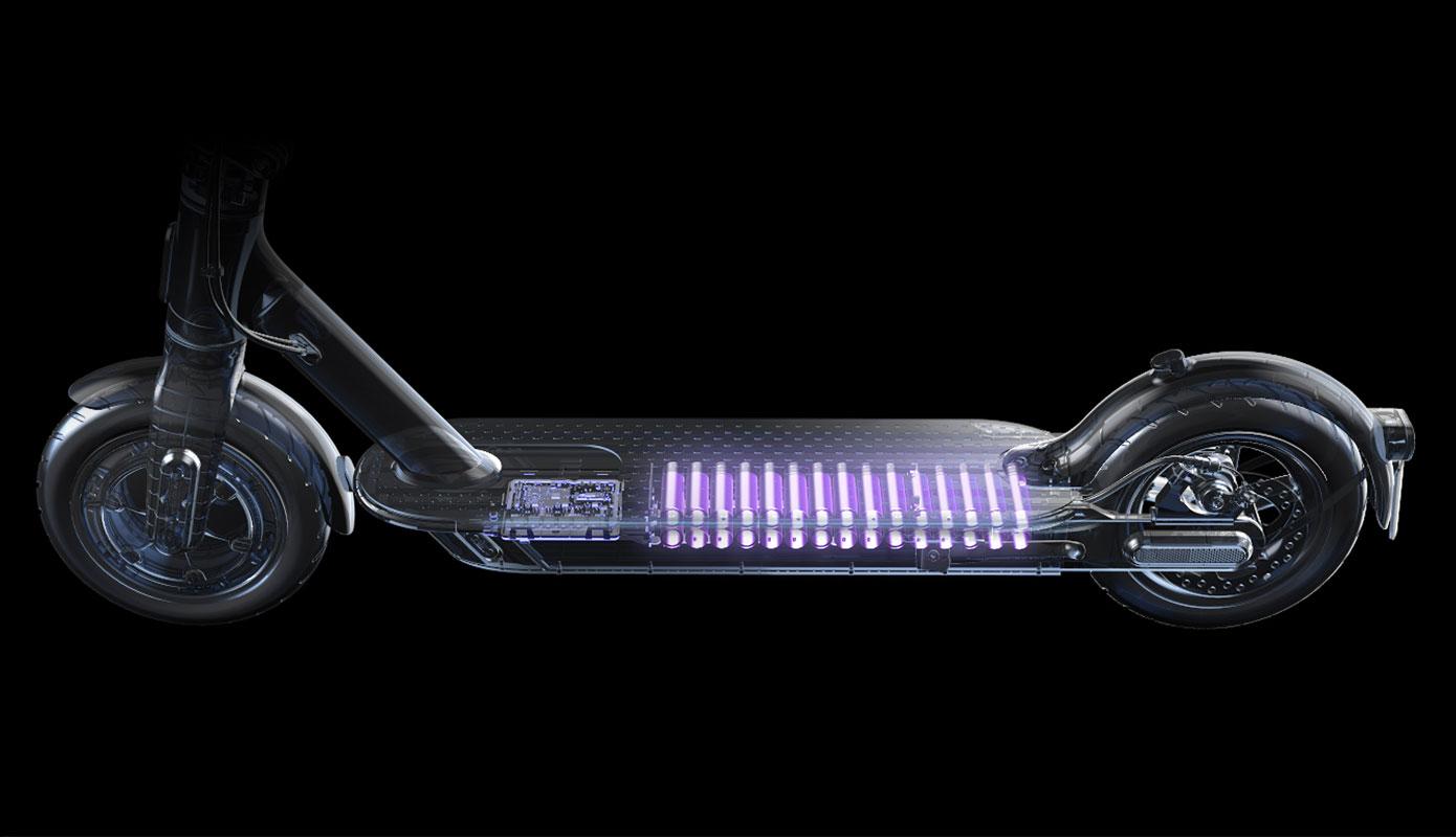 Opisanie Elektrosamokat Xiaomi Mi Electric Scooter 1s 2