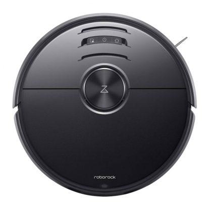 Robot Pylesos Xiaomi Roborock S6 Maxv Robot Vacuum Cleaner Chernyj 1
