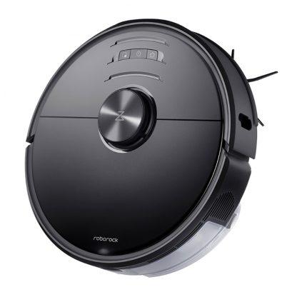 Robot Pylesos Xiaomi Roborock S6 Maxv Robot Vacuum Cleaner Chernyj 5