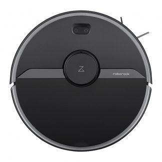 Robot Pylesos Xiaomi Roborock S6 Pure Smart Sweeping Vacuum Cleaner Chernyj 1