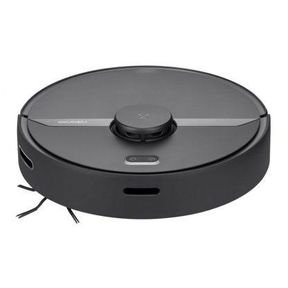 Robot Pylesos Xiaomi Roborock S6 Pure Smart Sweeping Vacuum Cleaner Chernyj 2