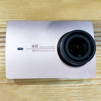 Uczenka Action Camera Xiaomi Yi 4k Rozovyj S N Z16v13lr624acn2661629 3