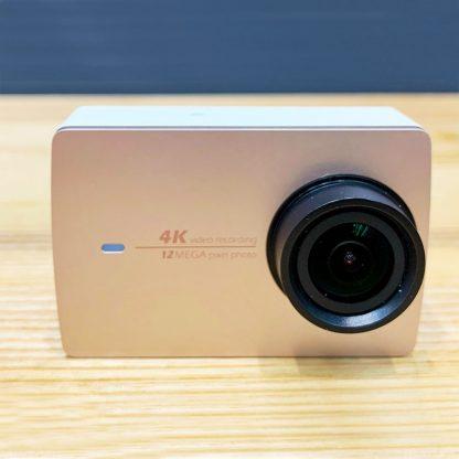 Uczenka Action Camera Xiaomi Yi 4k Rozovyj S N Z16v13lr624acn2661629 5