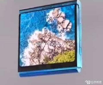 News Poyavilos Srazu Tri Raznye Utechki O Skladnom Smartfone Xiaomi 3