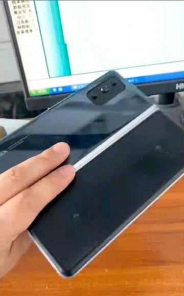 News Poyavilos Srazu Tri Raznye Utechki O Skladnom Smartfone Xiaomi 4