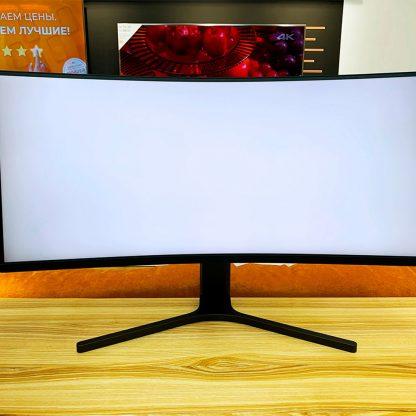Uczenka Igrovoj Monitor Xiaomi Mi Surface Display 34 Izognutyj 1