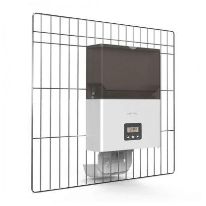 Kormushka Dlya Zhivotnyh Xiaomi Patwant Cage Automatic Feeder Gray 2