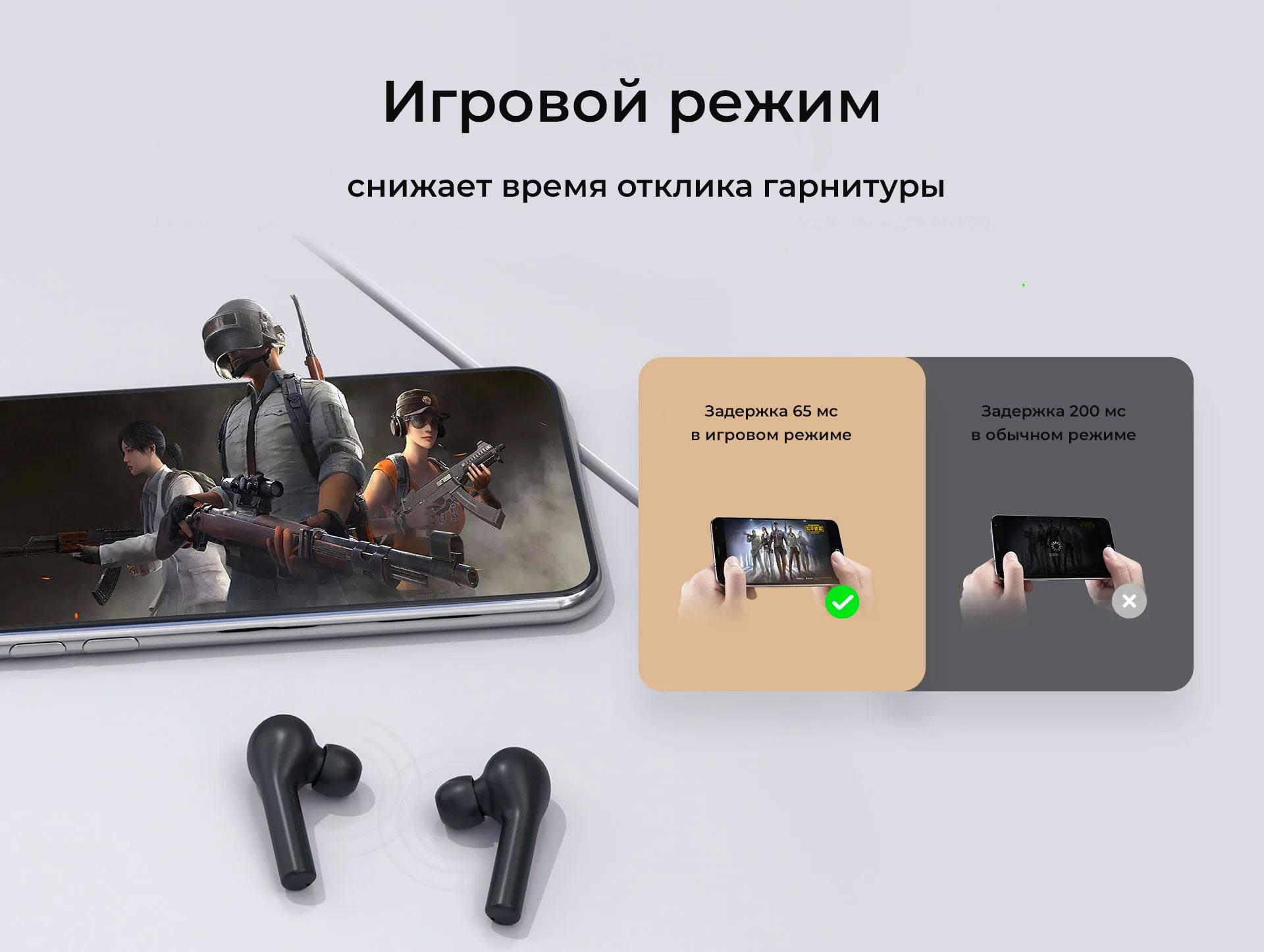 Opisanie Besprovodnye Naushniki Xiaomi Qcy T5s 1