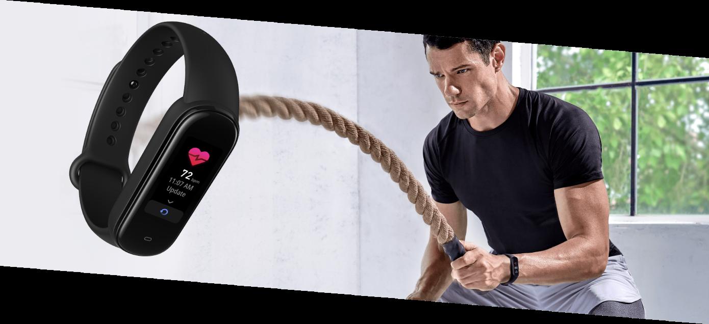 Opisanie Fitnes Braslet Xiaomi Amazfit Band 5 3