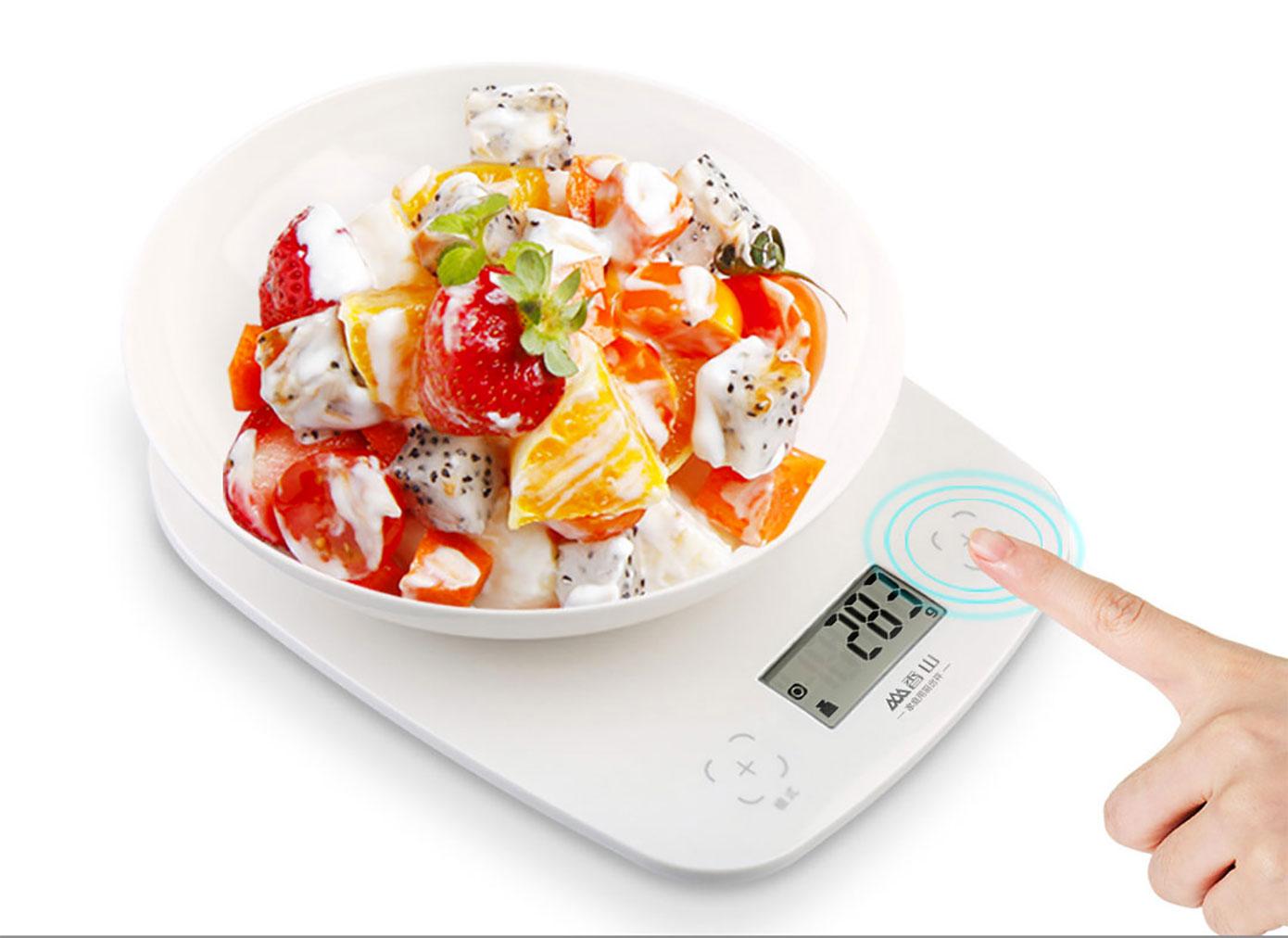 Opisanie Kuhonnye Vesy Xiaomi Senssun Electronic Kitchen Scale Ek9643k 4