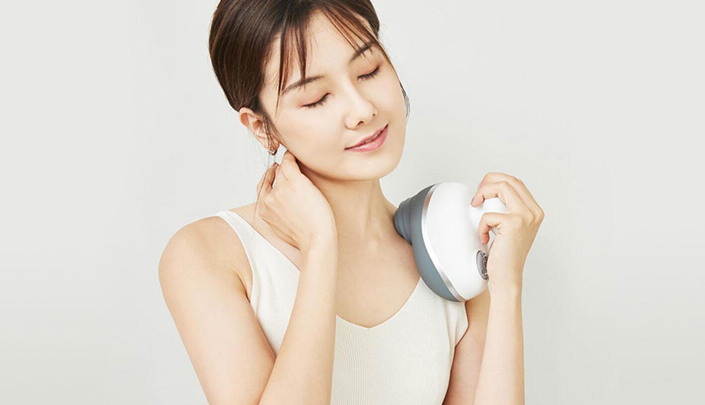 Opisanie Massazher Dlya Myshcz Xiaomi Momoda Relaxation Massage 2