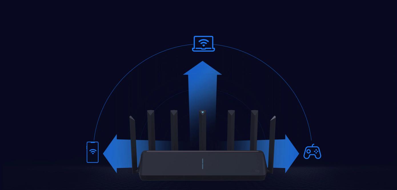 Opisanie Router Xiaomi Aiot Router Ax3600 1